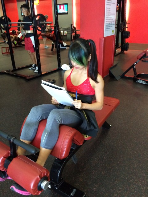 The Exercise for A Smaller Waist – Without Sit Ups!