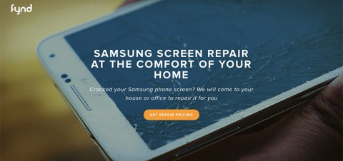 Cracked Your Samsung Galaxy Screen?