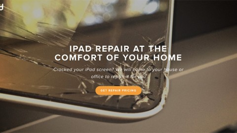 Cracked your iPad screen?