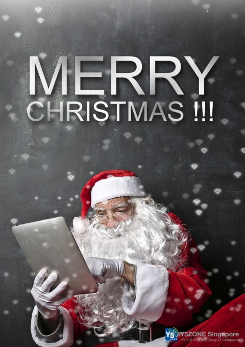 A Merry Christmas To All Of You