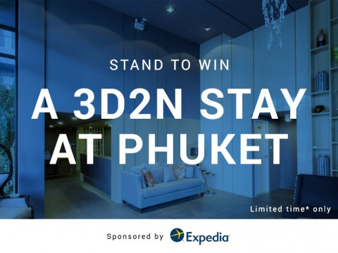 Win a 3D2N stay at Phuket's 6th Avenue Surin Beach Hotel Worth $600! Here's how