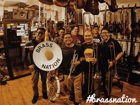 We Love Brass! – Say Hello to Brass Nation!